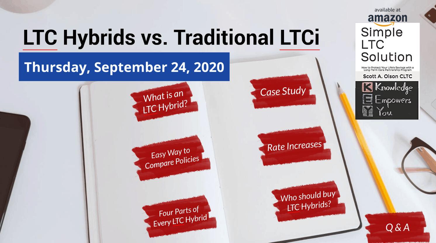 long-term care hybrid vs traditional long-term care insurance logo image